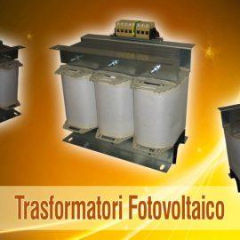 Trasformatori per Fotovoltaico