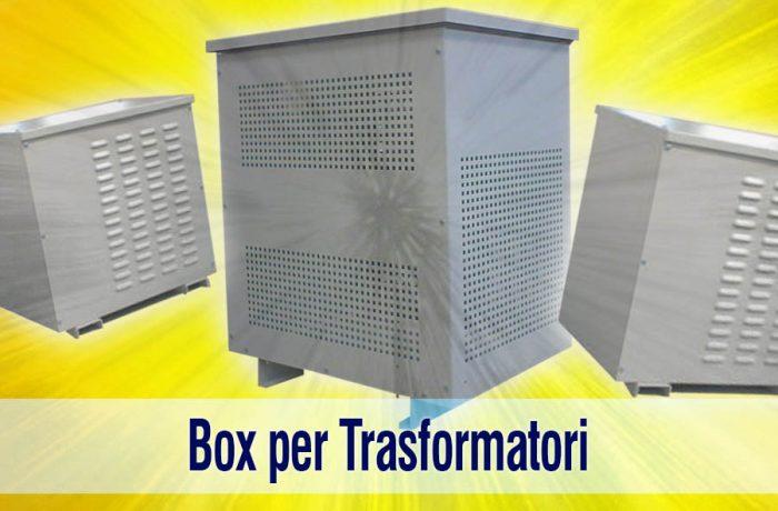 Box per Trasformatori
